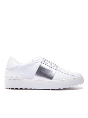 Argent Valentino Chaussures Pour Les Hommes NBFBDCrZ