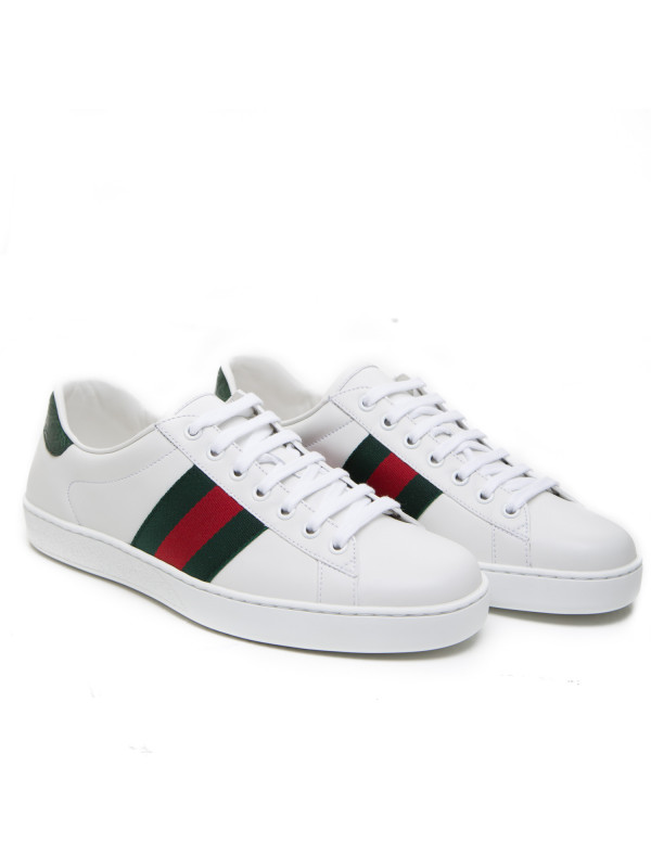 Chaussures Gucci Blanc Pour Femmes hzM0UJe