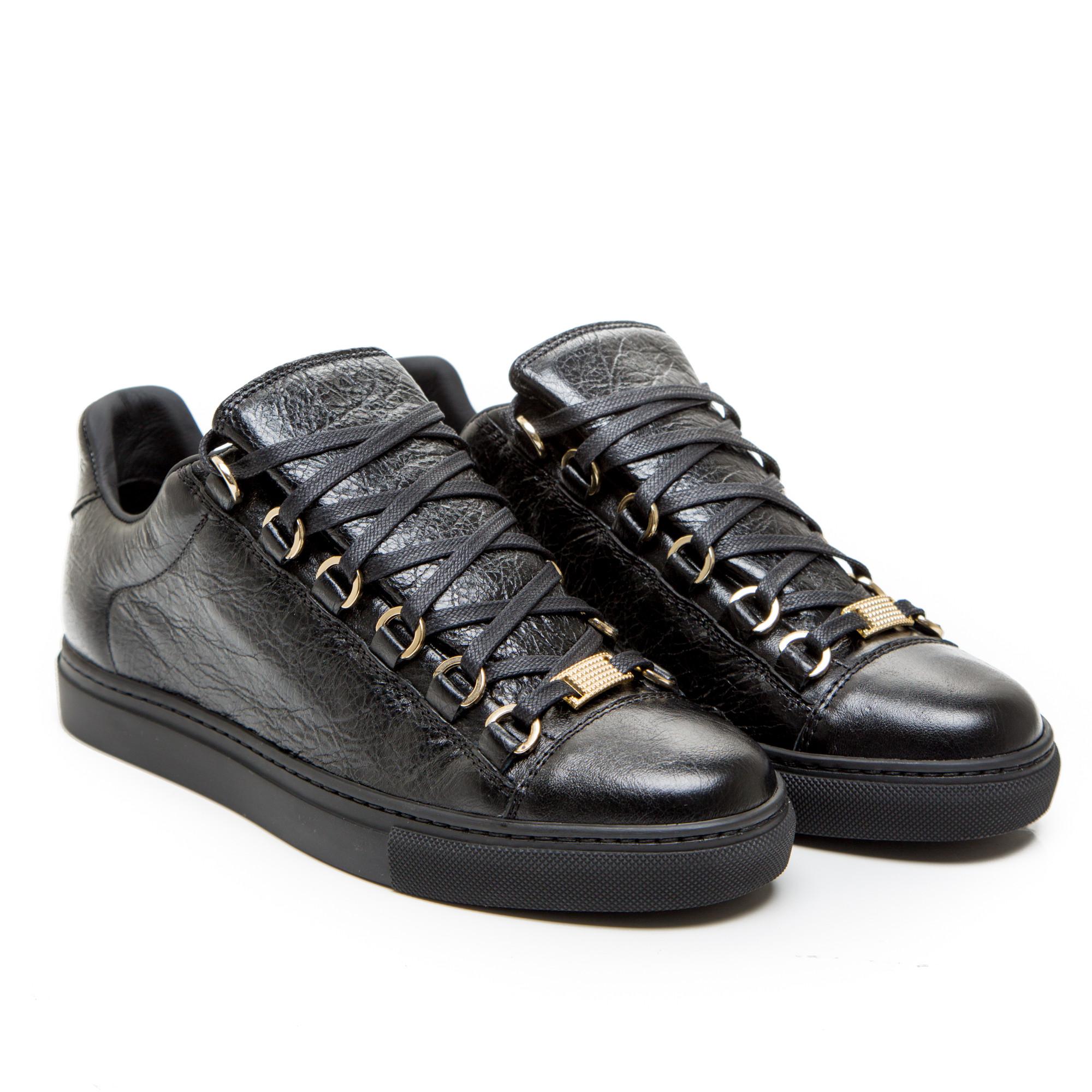 Arène Chaussures Noires Pour Les Hommes gLHcj