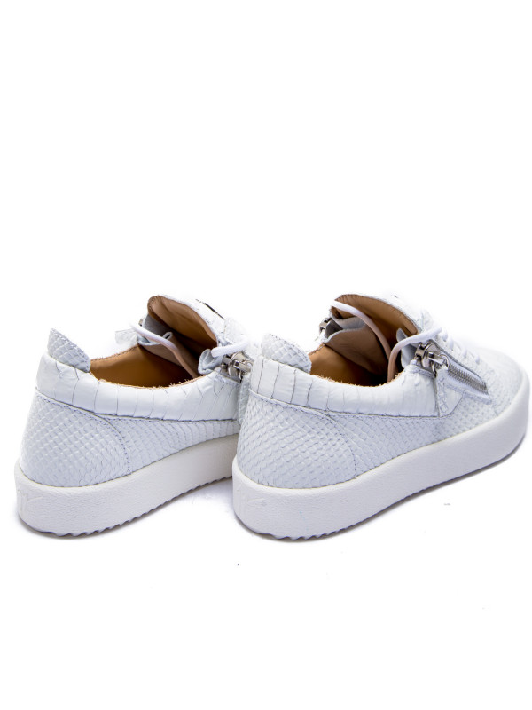 Giuseppe Zanotti sneaker tabata wit