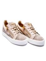 Giuseppe Zanotti sneaker halima beige