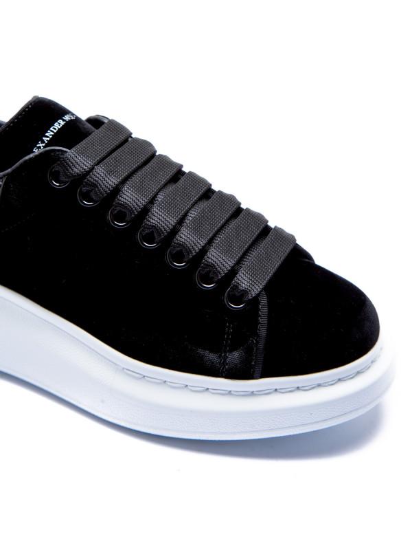 Alexander Mcqueen oversized sneaker zwart