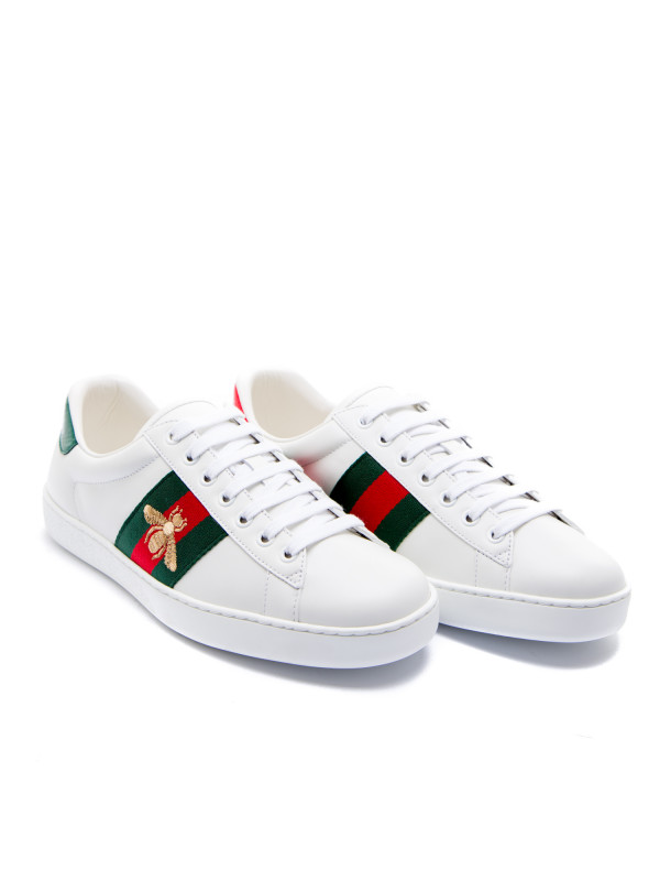 Gucci  ace embroidered sneaker wit