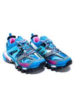 Balenciaga track runner blauw