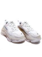 Balenciaga fabric sneaker wit