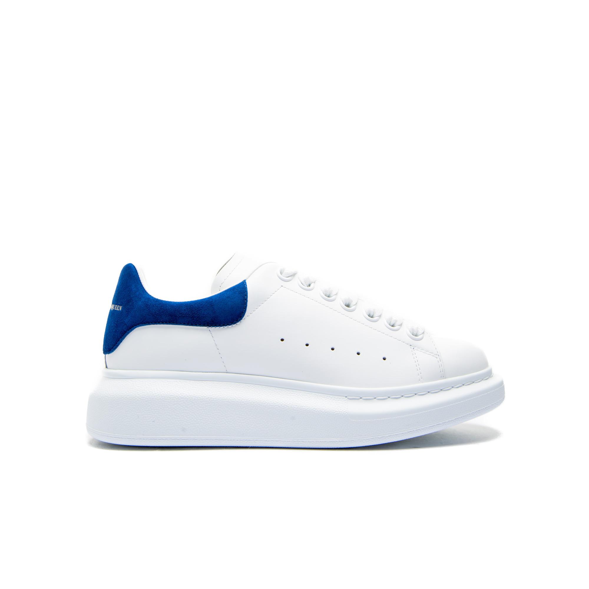 Alexander Mcqueen Oversized Sneaker Wit | Derodeloper.com
