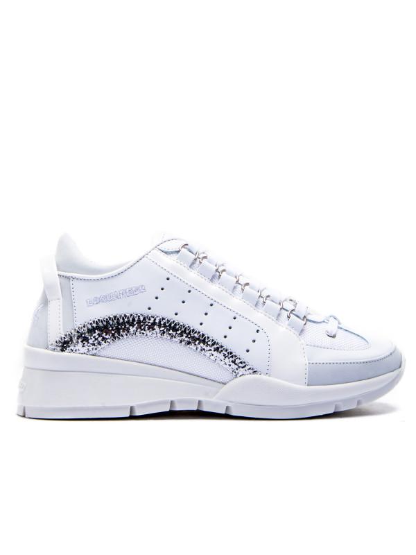 f976ff22a4e Dsquared2 Sneaker Wit | Derodeloper.com