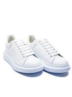 Alexander Mcqueen oversized sneaker wit