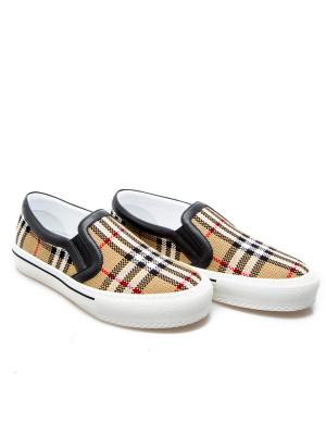 Burberry Burberry delaware trainers