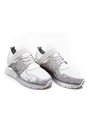 Mallet Mallet elast 2.0 grey velvet