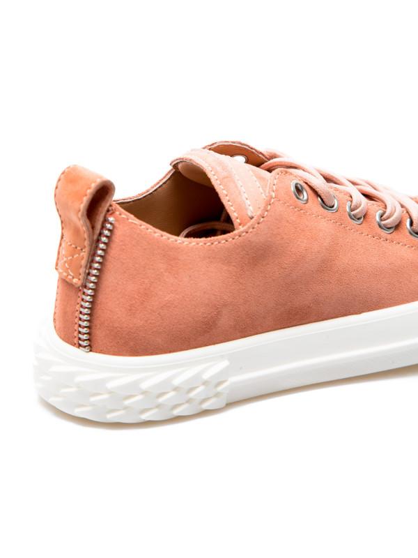 Giuseppe Zanotti sneakers velour beige