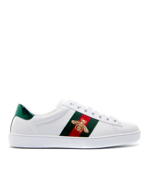 Gucci Gucci  ace embroidered sneaker