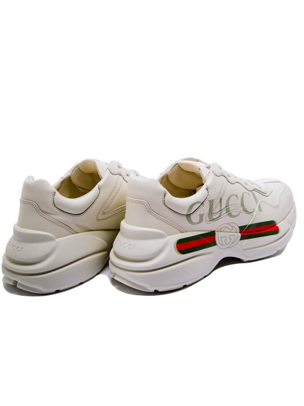 2c52c88168629 Gucci sport shoes white528892 / drw00 / 9522 fw19