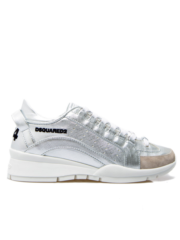 Dsquared2 Sneaker Silver | Derodeloper.com