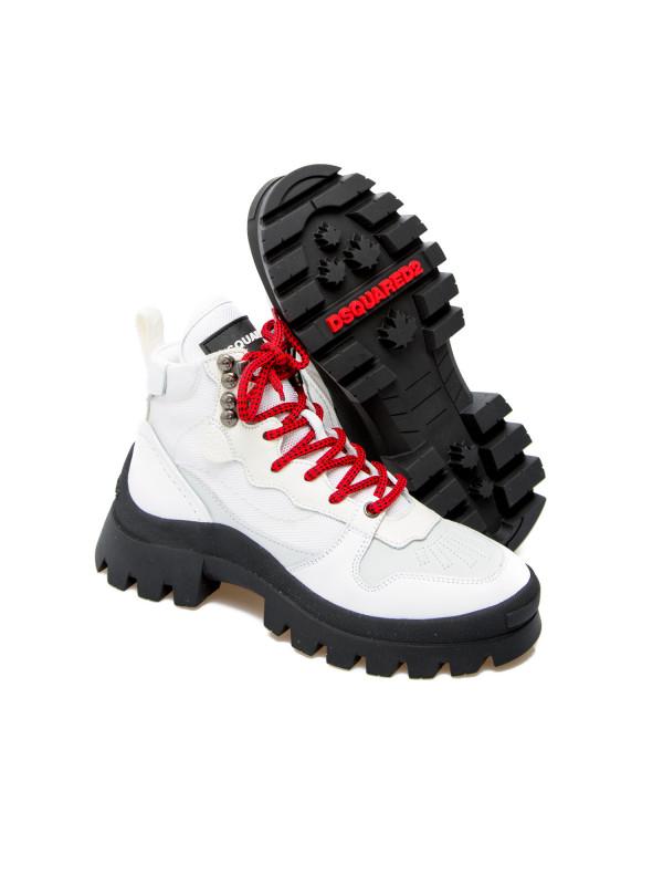 Dsquared2 Sneaker White   Derodeloper.com