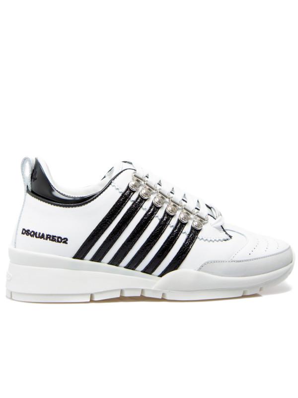 Dsquared2 Sneaker White | Derodeloper.com