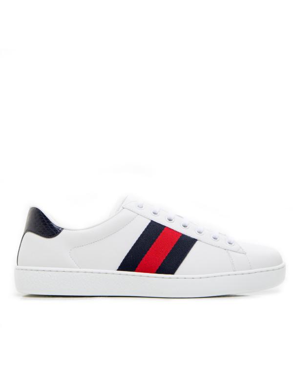 Gucci Ace Sneaker White | Derodeloper.com