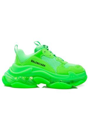 Balenciaga Balenciaga triple s green