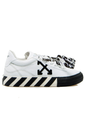 Off White Off White low vulcanized canvs