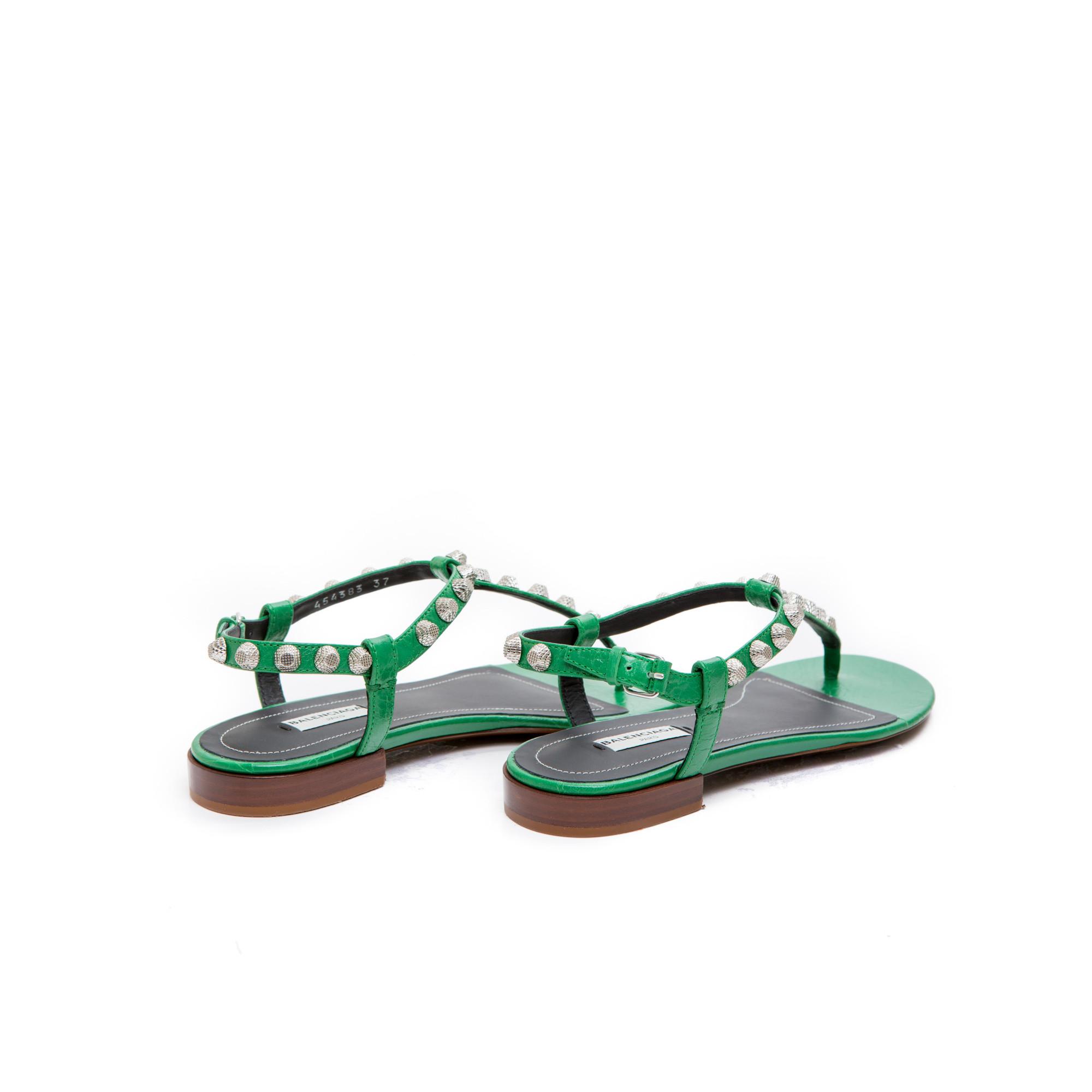 Balenciaga Schoenen Groen