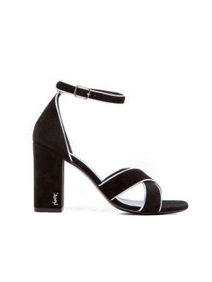 Saint Laurent Paris  SANDALS HIGH HEEL KID/SCAM