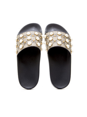 Gucci Gucci SANDALS beige Schoenen