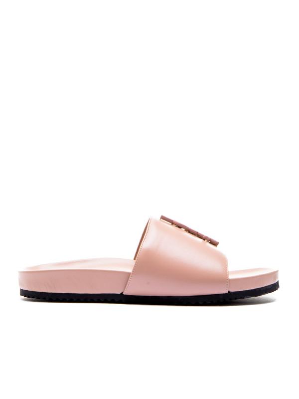 Kopen Nieuwste Kopen Goedkope Top Kwaliteit Saint Laurent flat heel sandals Klaring Bezoek Nieuw Erg Goedkoop Online f2y7Vo