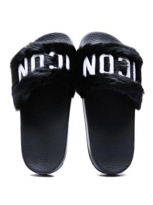 Dsquared2 Dsquared2 flat sandal icon