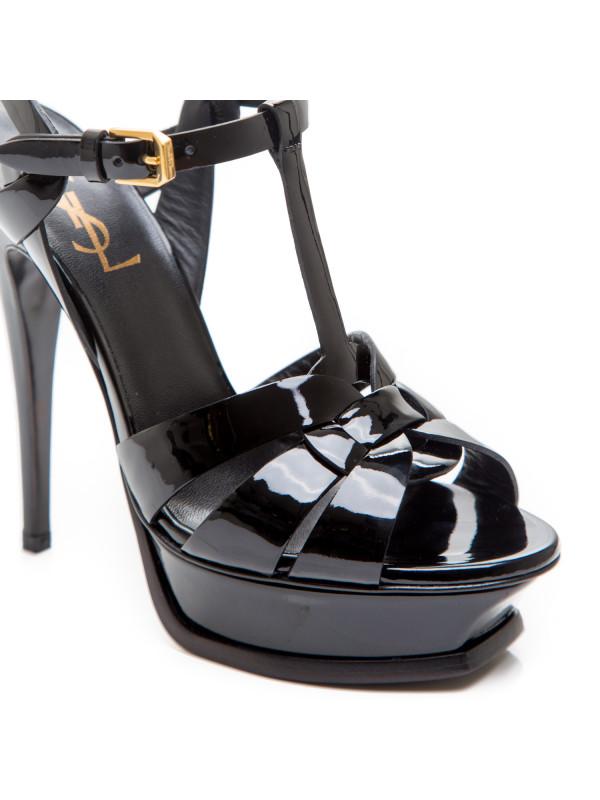 Saint Laurent  high heel sandals bruin
