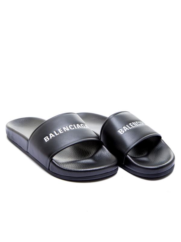 Balenciaga sandals zwart