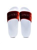 Givenchy slide flat sandal bruin