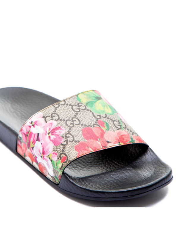 Gucci  sandals supreme blooms multi