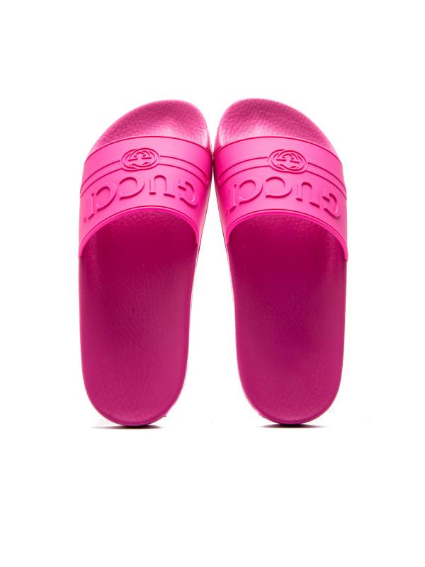 Gucci logo rubber slide sandal pink Gucci logo rubber slide sandal pink -  www.derodeloper b81c93dbc726