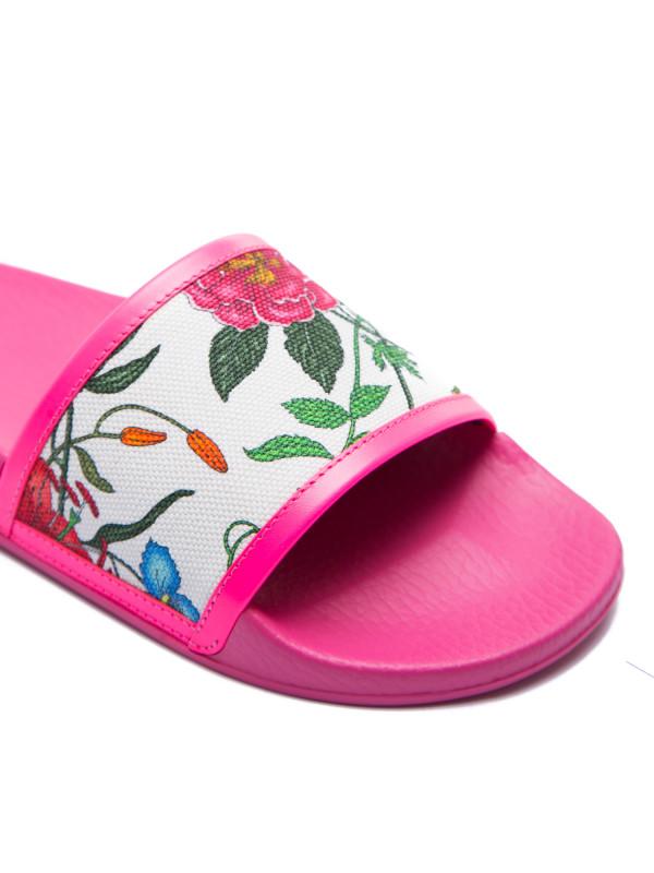 Gucci sandals flora/apollo multi