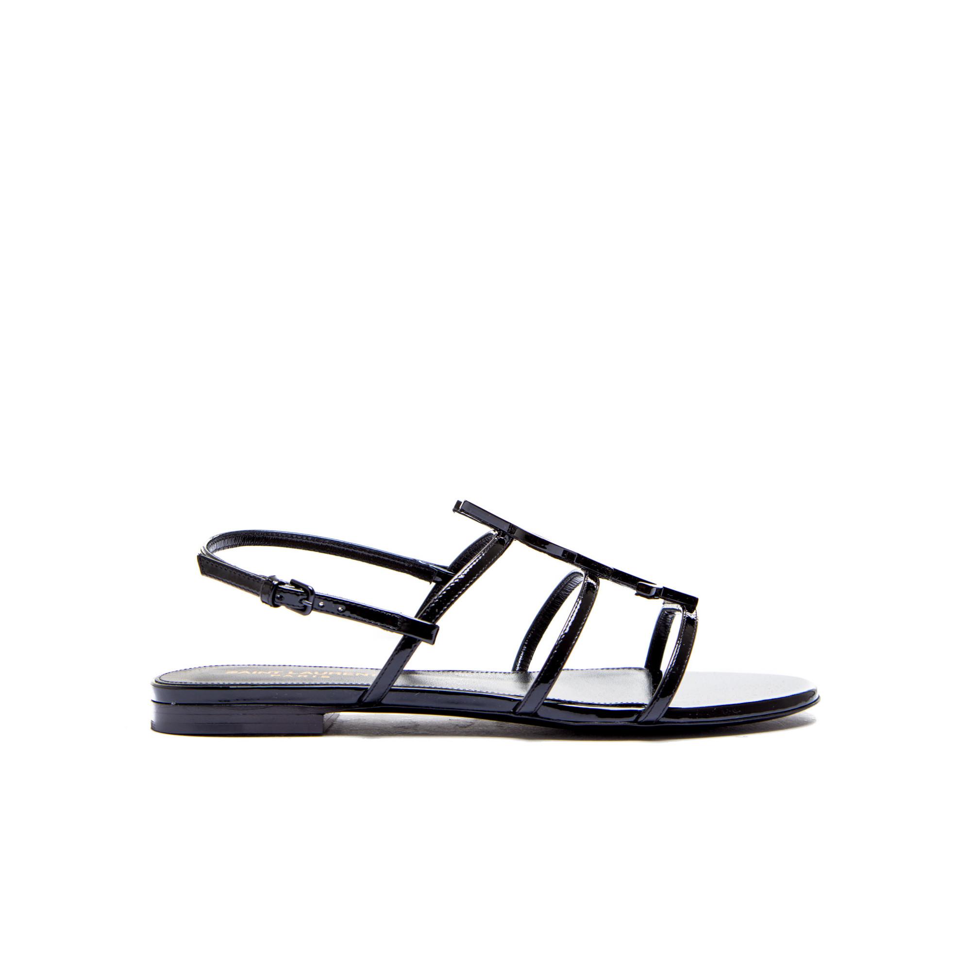f2ea2466ecb96e Saint Laurent sandals cassandra 05 ysl black552245   0npvv   1000