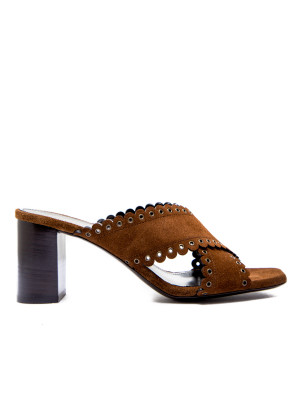 Saint Laurentysl cw(295y)suportamat red. € 1350. One Size. New. Saint  Laurent Saint Laurent sandals loulou 70 eyel mu beige e402cb5290d44