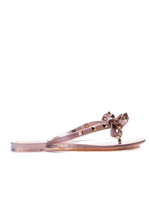 Valentino Garavani Valentino Garavani pvc / rubber sandal
