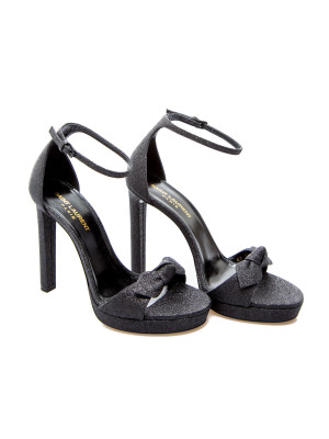 Saint Laurent Saint Laurent hall 105 bow ast sandal