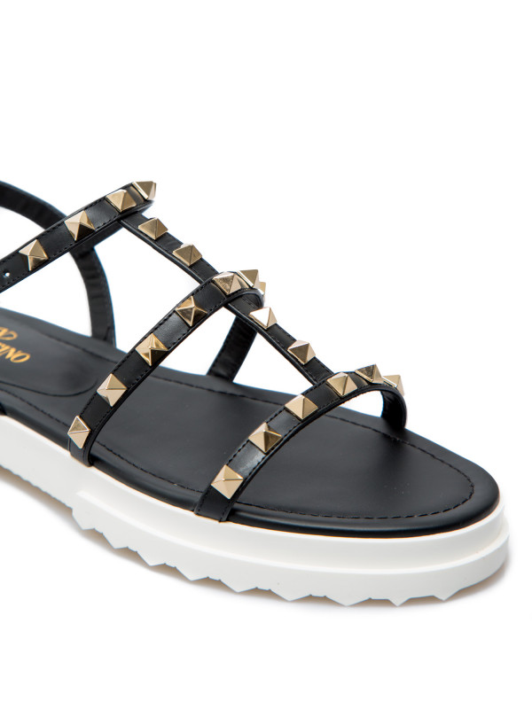 Valentino Garavani sandal t.20 zwart