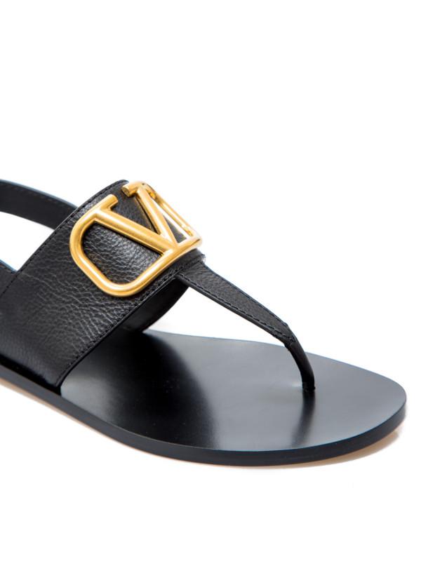 Valentino Garavani thong t.05 zwart
