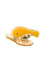 Valentino Garavani thong t. 05 goud