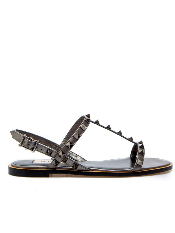 Valentino Garavani sandal t. 05 zilver