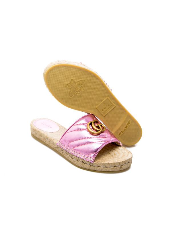 Gucci sandals roze