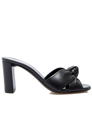 Saint Laurent Saint Laurent  bianca 75 mule sandals