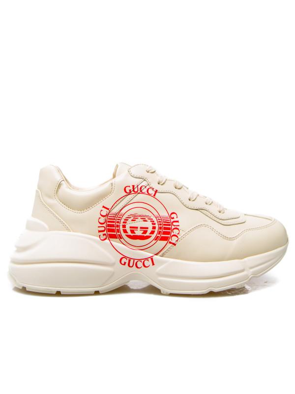 Gucci Sport Shoes White   Derodeloper.com
