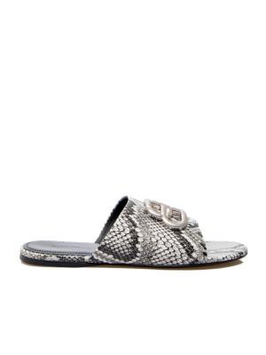 Balenciaga Balenciaga oval bb sandal f05