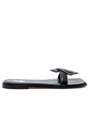 Off White Off White arrow flat sandal