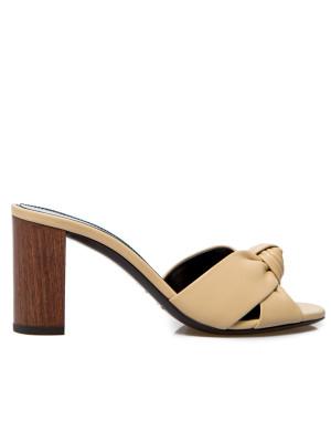 Saint Laurent Saint Laurent  bianca 75 mule sandal