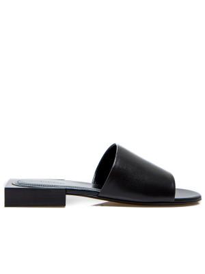 Balenciaga Balenciaga box sandal f05 black