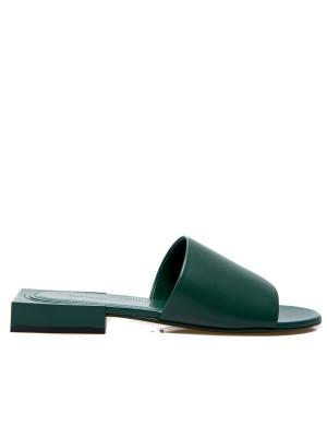 Balenciaga Balenciaga box sandal f05 green